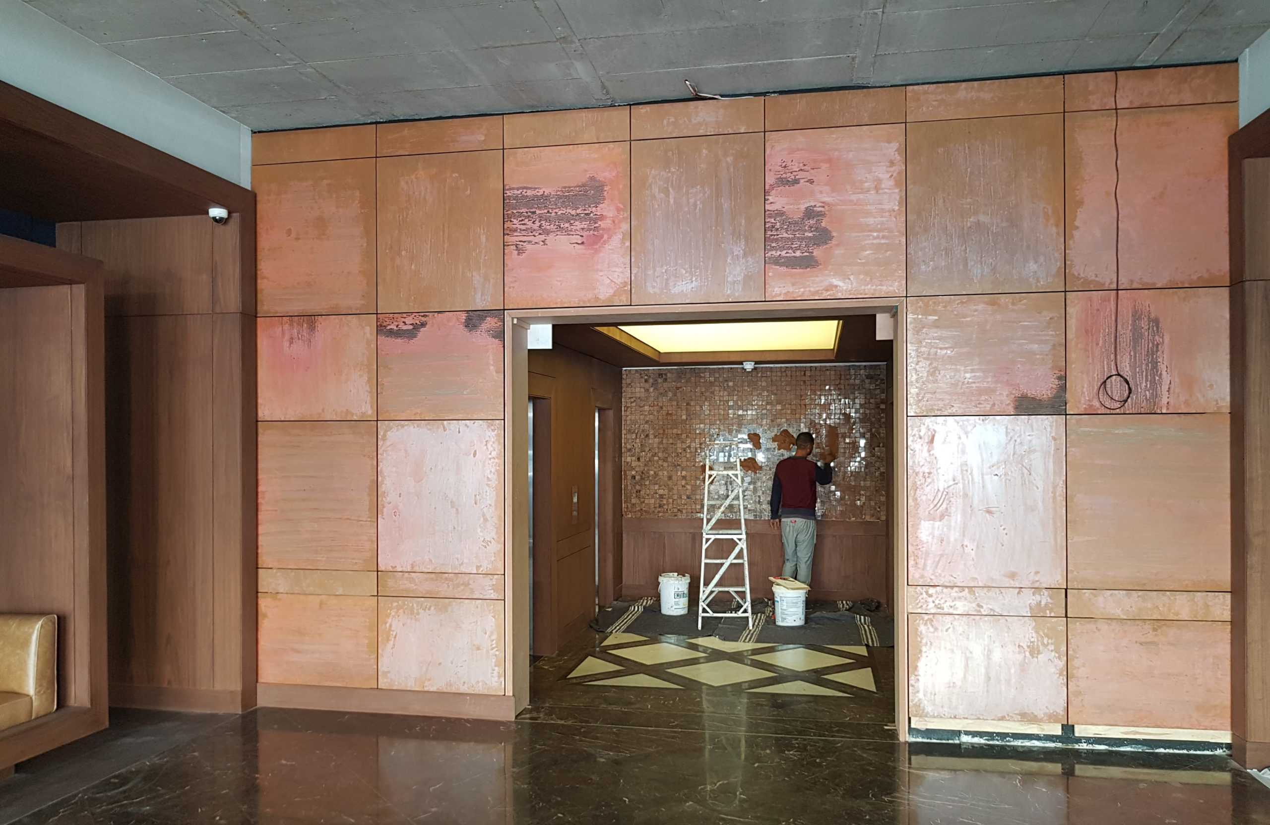 80 On Strand Lift Lobby Project1